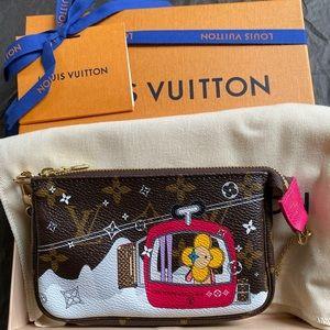 😍 Louis Vuitton MINI POCHETTE ACCESSOIRES